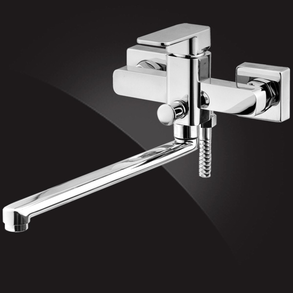 Elghansa Mondschein 5320235 - Single-lever bath/shower mixer
